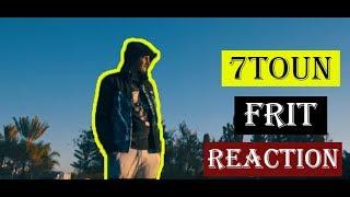 7-Toun - LFRITE ( OFFICIEL MUSIC VIDEO ) REACTION