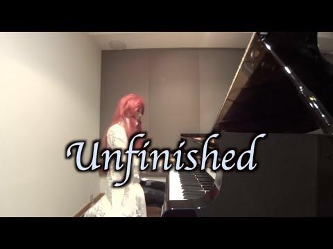 UNFINISHED:YOSHIKI(X JAPAN), Piano solo ver, ピアノソロ編曲版