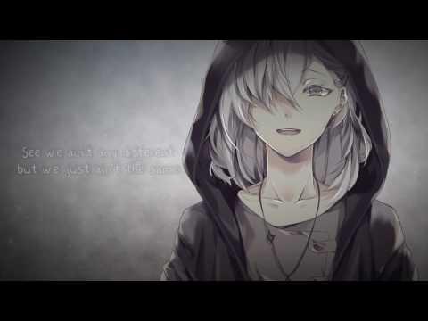 【Nightcore】→ Good Intentions    Lyrics