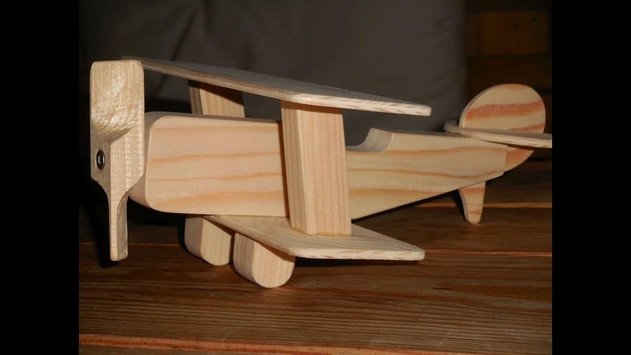 holzflugzeuge zum spielen einfach selbst gemacht youtube. Black Bedroom Furniture Sets. Home Design Ideas