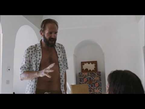 Ralph Fiennes dancing in A BIGGER SPLASH - [The Rolling Stones Emotional Rescue]