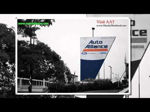 Auto alliance thailand rayong