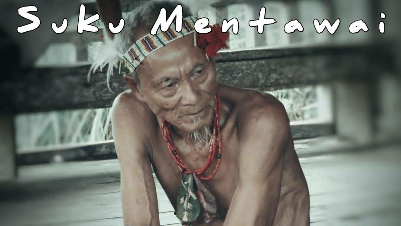 Suku Mentawai di pulau siberut