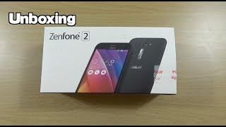 Asus Zenfone 2 ZE500CL - Unboxing & First Look!