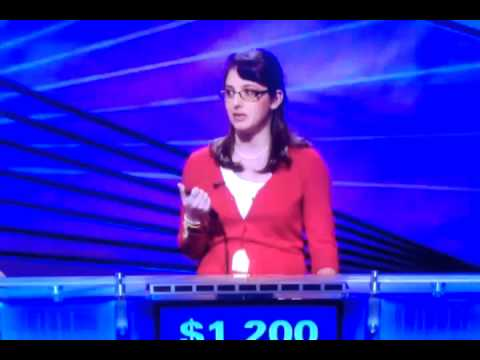 jeopardy! what is pussy furry? - youtube, Human Body