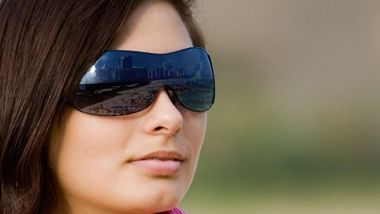 Photoshop: Sunglasses Reflection • Photoshop Tips & Tricks ...