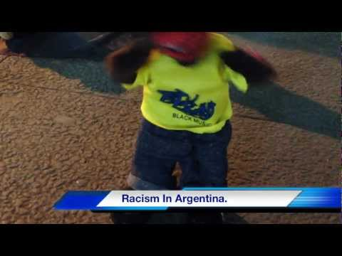 Racist Toy In Argentina