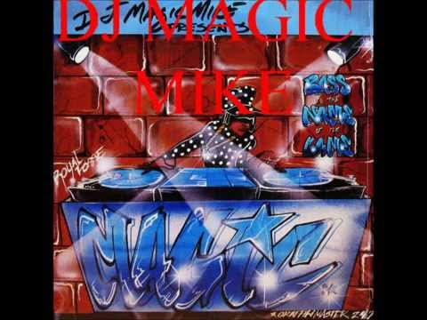 DJ MAGIC MIKE - MAGIC MIKE CUTZ THE RECORD (CLUB MIX) BREATHING BASS [BONUS BEATS]