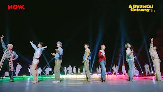 """BTS (방탄소년단) COMEBACK SPECIAL: """"Butter, Spring Day, Permission To Dance"""" A Butterful Getaway with BTS"""