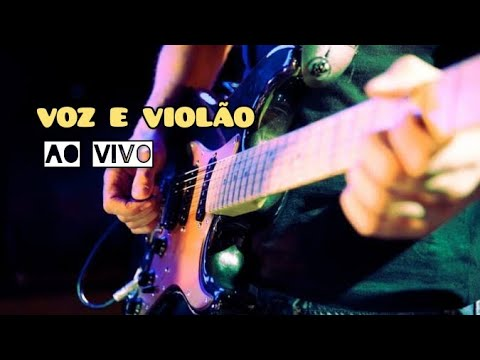Voz e Violão AO VIVO no Barzinho Vol 2  MPB - POP - FUNK • Seleção Verão 2020