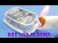 Chế Bật Lửa Plasma - Bật Lửa Điện đơn giản