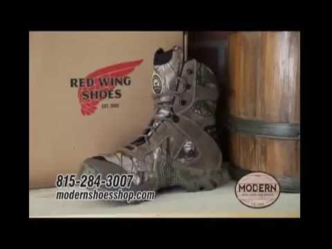Red Wing Shoes and Boots Coupons in Dixon IL - YouTube