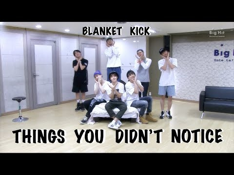 BTS THINGS YOU DIDN'T NOTICE IN SPECIAL CHOREOGRAPHY STAGE#2 이불킥(EMBARRASSED)