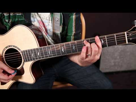Paul McCartney - Live and Let Die - How to Play on Guitar - Lesson Chords
