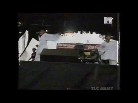 TLC Get it Up Chicago, July 1995 Budweiser Superfest 1995