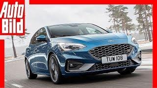 Ford Focus ST (2019) - Vorstellung / erste Bilder / Drive