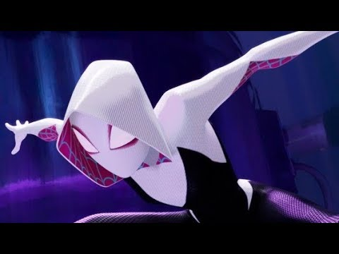 All Scenes Spider Gwen (Into the Spiderverse)