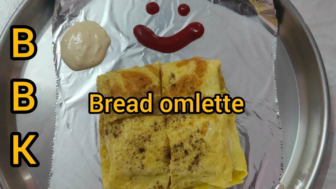 Bread omleete recipe in Tamil / how to make bread omleete ...