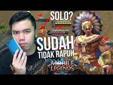 WAH!!! SEKARANG LAPU - LAPU SUDAH KUAT!?!? - Mobile Legends Indonesia #16
