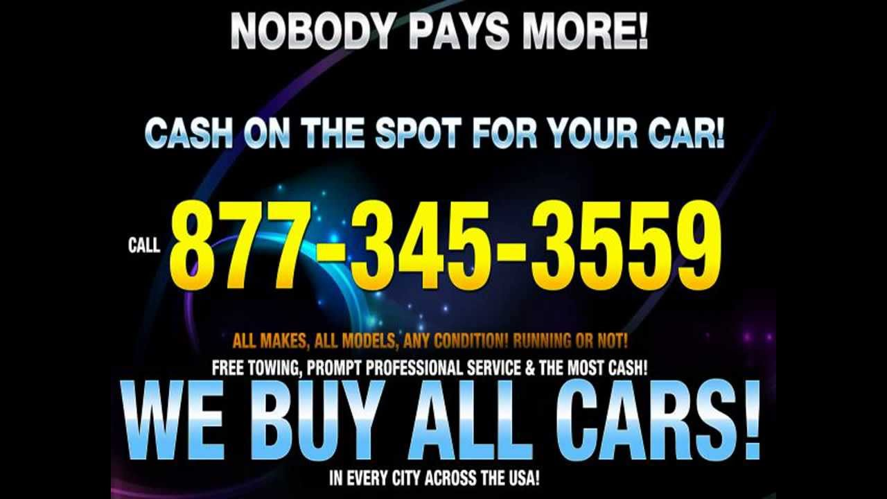 sell junk cars - YouTube