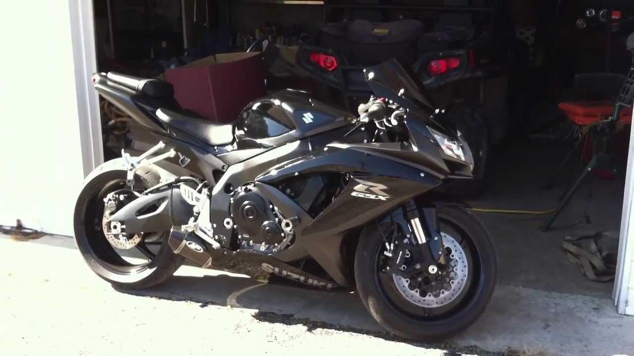 Suzuki Gsxr Black