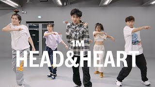 Joel Corry x MNEK - Head & Heart / Yumeki Choreography