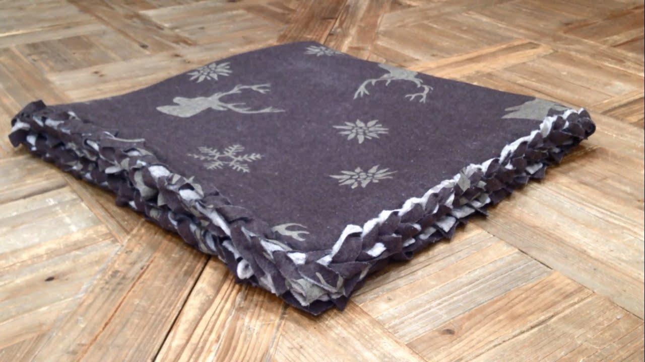 Tutoriales patchwork c mo hacer una colcha sin coser - Como hacer pachwork ...