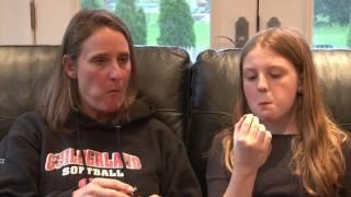 Hershey's Kisses - Carrot Cake