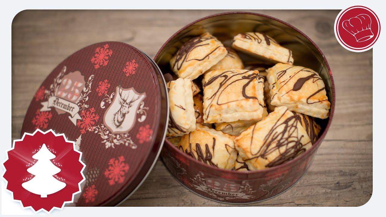 Besondere Weihnachtsplätzchen Rezepte.Marzipan Ravioli Ganz Besondere Weihnachtsplätzchen