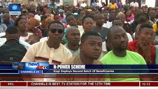 N-Power Scheme: Kogi Deploys Second Batch Beneficiaries