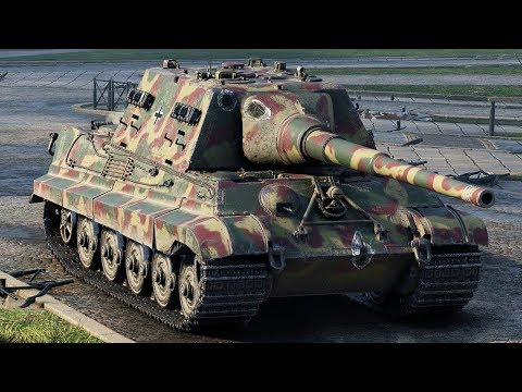 World of Tanks Jagdtiger - 9 Kills 9,3K Damage thumbnail