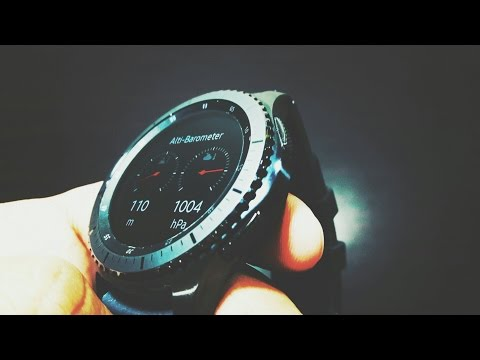 Got your Gear S3? Change these settings first!