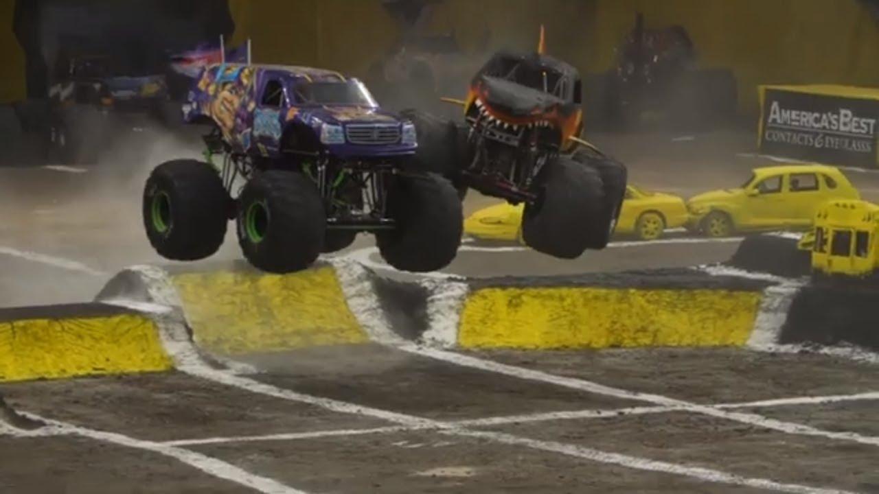 San Antonio Tx Highlights Monster Jam 2019