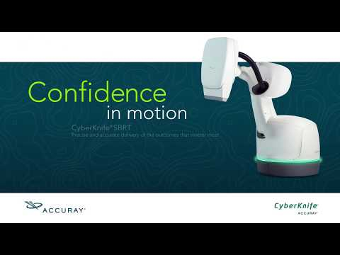 CyberKnife® System Treatment for Multiple Tumor Types