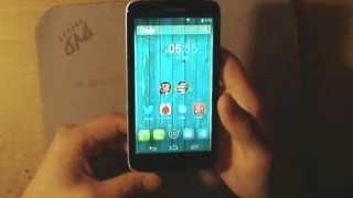 alcatel OT Scribe HD 8008D обзорчик