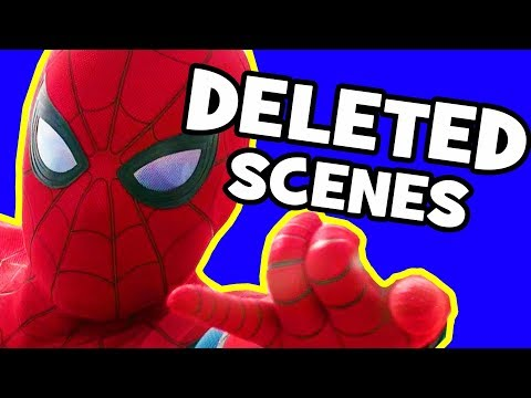 Spider-Man Homecoming Blu-ray DELETED SCENES & Missing Easter Eggs Explained