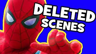 Baixar Spider-Man Homecoming Blu-ray DELETED SCENES & Missing Easter Eggs Explained