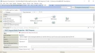 4 IBM Integration Bus v10 Tutorials Message Flow Overview