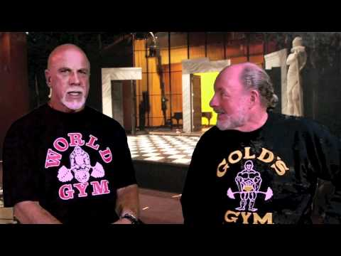 Rics Corner with Jack Armstrong on Golds Gym Tour.m4v