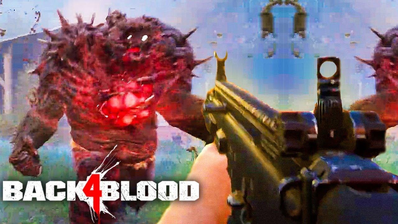 We've got 500 beta keys for Back 4 Blood to give away