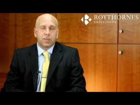 Roythornes Solicitors medical and clinical negligence claims