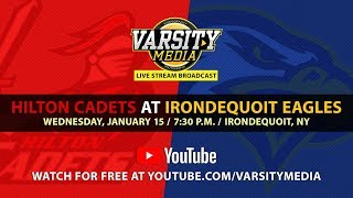 Section V BKB: Irondequoit Eagles vs. Hilton Cadets