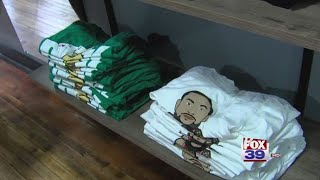 Fred Van Vleet opens flagship store in home town