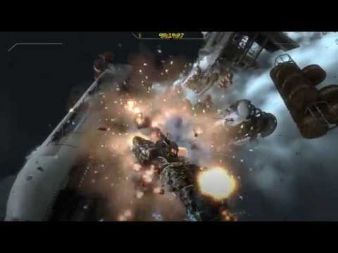 "Angels Fall First - Gameplay Overview Trailer (""first-person combined-arms sci-fi wargame"")"