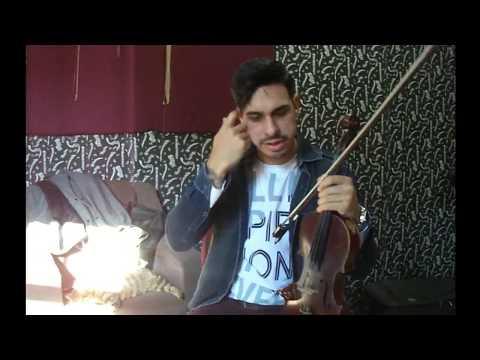 Tutorial 2 - BUMBUM TAM TAM - MC Fioti Como Tocar? Douglas Mendes Violin Cover