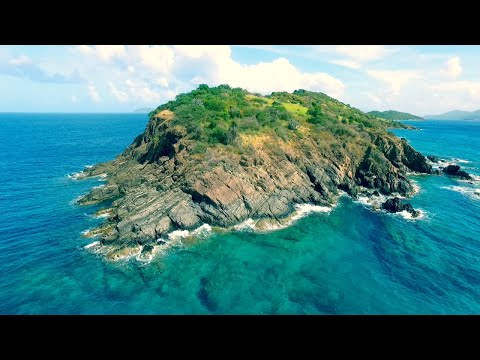 US Virgin Islands Drone