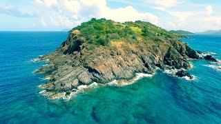 US Virgin Islands Drone