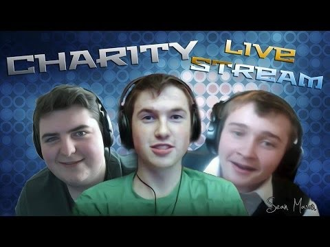 Charity Awareness Livestream | Tkdean, The OGG, and Smmv2 Will rock your world for charity