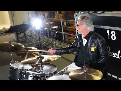 Willy Ketzer - Pearl Masters Maple Complete
