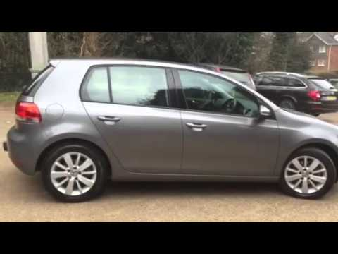 Volkswagen Golf 2.0 TDI Match 5dr 1 LOCAL OWNER LOW MILEAGE